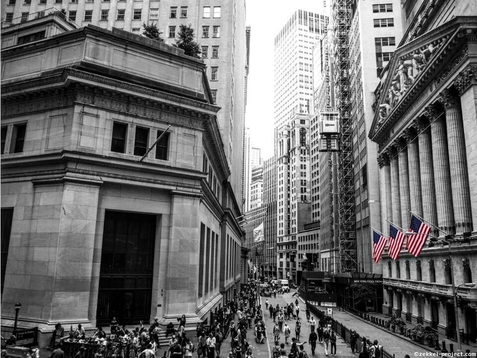 ウォール街 (ニューヨーク) | 死ぬまでに行きたい!世界の絶景