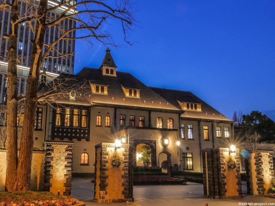 ブルーモーメントの旧李王家東京邸   死ぬまでに行きたい!世界の絶景